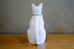 Astier de Villatte Setsuko Collection Cat Pot 270